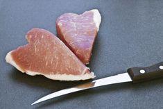 Muflonie srdce na slanine Grapefruit, Food, Eten, Meals, Diet