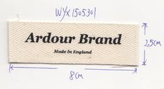 http://www.perfectlabelslanyards.co.uk/custom-brand-woven-labels-for-handmade-hats-cushions-and-ties/ #labelsforhandmadeitems, #labelsforhandmadehats