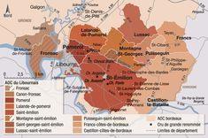 Vignobles du Bordelais - Libournais
