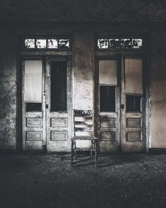 Gorgeous Abandoned Buildings Photography by Jamie Betts #inspiration #photography