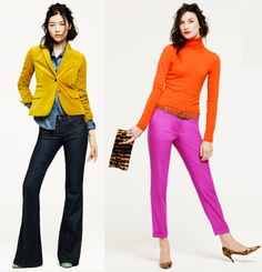 bell bottoms and velvet jacket. yes, please and thank you!