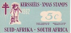 RSA 1962 5c CHRISTMAS BOOKLET COMPLETE