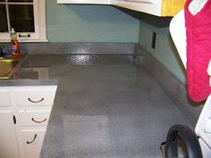 The Jones Family: Kitchen Makeover: Part II  Painting The Countertops. Spray  Paint CountertopsPainting Laminate ...