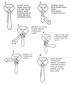 How to tie a tie android app
