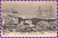 MARSEILLE - le pont transbordeur et le pharo | Collections, Cartes postales, France: Provence, Côte-d'Azur | eBay!