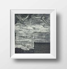 Fine art etchings Etching print Original prints Black and