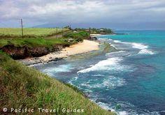 Hookipa beach. Near Paia, Maui.