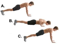 Basic Pushups - A great way to stay lean, strong and physically stable   bodyweighttrainingarena.com #blog #calisthenics