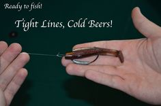 Rigging a soft plastic paddle tail #ThrasherLures #TightLinesColdBeers