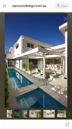 Outdoor Entertaining, House Colors, Outdoor Living, Exterior, House Design, Goals, Colour, Mansions, Architecture