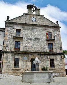 Ayuntamiento de El Torno en el Valle del Jerte