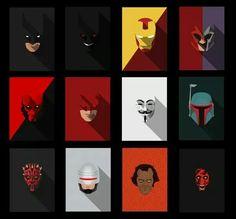 Heros and Villans