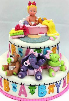 Baby cake so adorable!