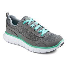 Women's S Sport Designed by Skechers Jersey Sneakers - Gray 7