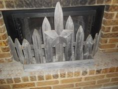 diy fireplace screen using a picture frame | DIY for the house ...