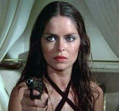 The Hottest Bond Girl Moments