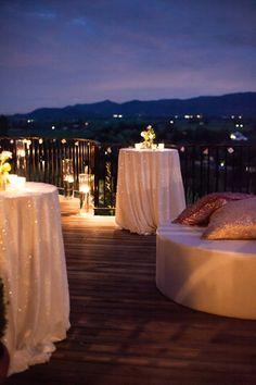 It doesn't get dreamier than Auberge du Soleil's newly-expanded wedding deck   Brides.com