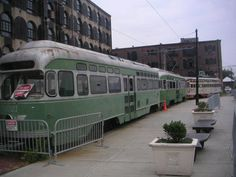 Brooklyn trolley
