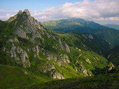 Ciucas mountains, Romania by mnecula, via Flickr