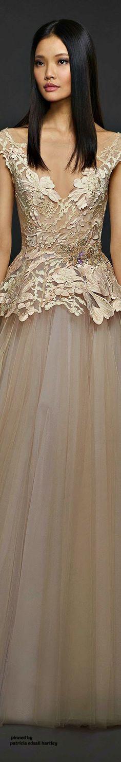 @roressclothes clothing ideas #women fashion maxi dress Lazaro Fall 2017