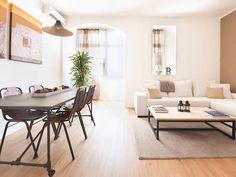 Estrenar casa en un edificio antiguo con aires regios