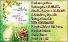 """Leserattes Bücherwelt: [Rezension] """"Das Lächeln der Bradley-Frauen"""" Sally..."""