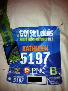 Go! St. Louis Half Marathon Race Recap.  Good information about the race.  Sign up next year!