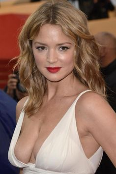Virginie Efira (born: May 5, 1977, Schaerbeek, Belgium) is a Belgian actress and anchor on French Television.