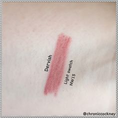 Mac Dervish Lipliner Alternative to Soar? – Chronic Pain Cockney – The Little Things