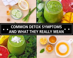 Common Detox Symptoms and What They Really Mean