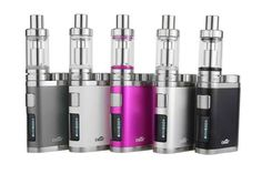 The Eleaf iStick Pico Mega extends the range and versatility of the critically acclaimed iStick Pico, allowing for the use of both 18650 and 26650 battery platforms alongside Eleaf's newest PCB that features a maximum output of 80W, Smart Mode capability, and a visually streamlined display. Paired with the Pico Mega is the full size Melo III Sub-Ohm Tank, which features a 4 milliliter top filled tank reservoir and a stealth embedded airflow control system. New to this kit is the introduction…