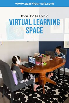 Educators and experts share advice on how to help kids focus, set up an ideal desk, and support kids in online learning. Engage In Learning, Ways Of Learning, Learning Styles, Growth Mindset For Kids, Emotional Resilience, Magnetic Letters, Photo Storage, Classroom Setting, Help Kids