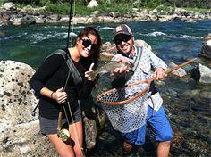 coeur d'aleneCoeur d'Alene, Idaho 2-Day Fly Fishing School
