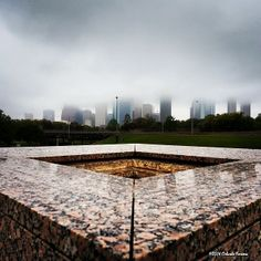 Houston Police Officers Memorial by @ofonsecamd