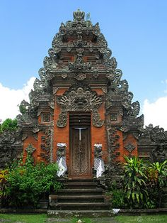 The temple of Acintya. Denpasar, Bali, Indonesia | by Carl Ottersen
