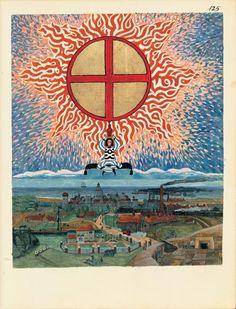Carl Jung drawing