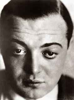 Lotte Jacobi, Peter Lorre, 1930.