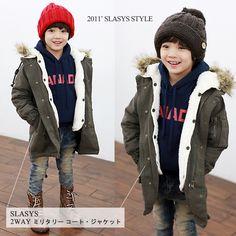Korean Kids Fashion.