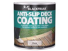 Blackfriar BKFASDC25L 2.5 Litre Anti-Slip Deck Coating