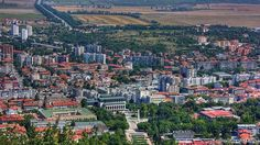 Shumen is the tenth largest city in Bulgaria and the administrative and economic capital of Shumen Province. Largest Countries, Countries Of The World, Black Sea, Life Goals, Cover Photos, Vintage Photos, Places To Travel, Paris Skyline, City Photo