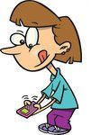 cell phone funny clip art - - Yahoo Image Search Results