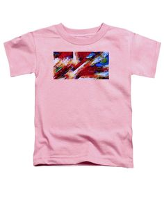 Toddler T-Shirt - Abstract 0713