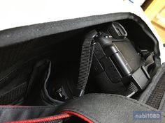 とれるカメラバッグ with EOS 70D01 With, Eos