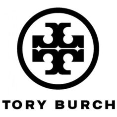 Tory Burch ❤ liked on Polyvore featuring logo, text, backgrounds, art,  brands