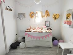 Babyshower, Simple, Party, Life, Home Decor, Mesas, Decoration Home, Room Decor, Baby Shower