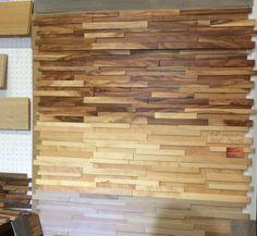 High quality wallpaper 3d effect wood wall panel