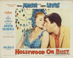 Hollywood or Bust - Lobby card