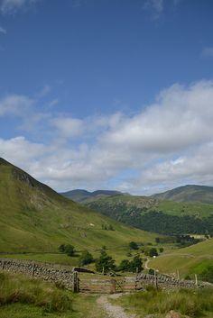 Lake  District - great walking, must go back soon