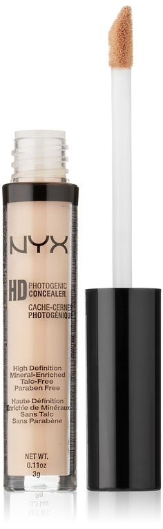 NYX Cosmetics Concealer Wand, Glow