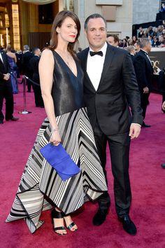 Mark Ruffalo and Sunrise Coigney Photo - 85th Annual Academy Awards - Arrivals